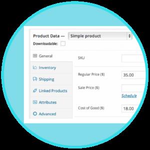 WooCommerce Cost of Goods Plugin