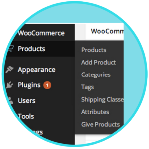 WooCommerce Give Product Extension