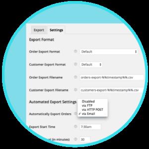 WooCommerce Order - Customer CSV Exporter Plugin