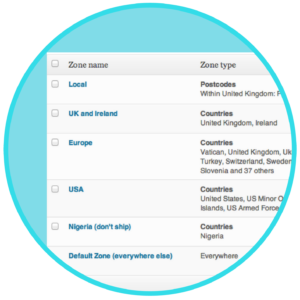 WooCommerce Table Rate Shipping Plugin Version 2