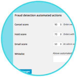 WooCommerce Anti Fraud Detection Plugin