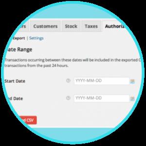 WooCommerce Authorize.net Reporting Plugin