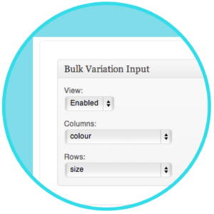 WooCommerce Bulk Variation Forms Plugin