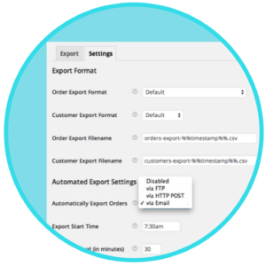 WooCommerce Order - Customer CSV Exporter Plugin