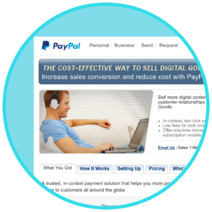 WooCommerce PayPal Digital Goods Payment Gateway Extension