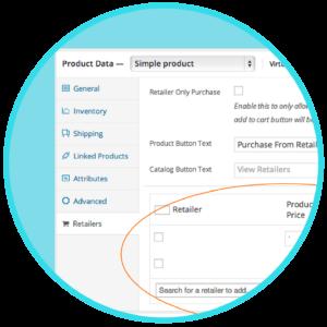 WooCommerce Product Retailers Plugin